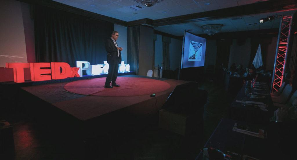 Charla TEDxPuraVidaSalón